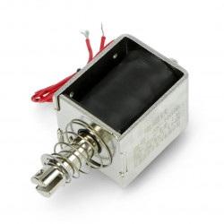Elektromagnes ciągnący 12V 5kg
