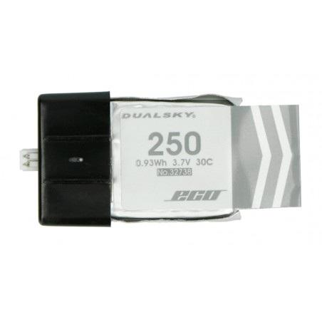Ogniwo LiPol Dualsky 250mAh 20C 1S 3.7V
