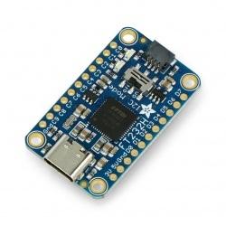 Adafruit FT232H - konwerter USB na UART, SPI, I2C, GPIO