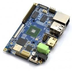 NanoPC T2 - Samsung S5P4418 Quad-Core 1,4GHz + 1GB RAM + 8GB EMMC- WiFi + Bluetooth 4.0
