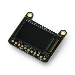 Wyświetlacz OLED kolorowy graficzny 0,96''160x80px SPI - Adafruit 3533