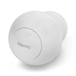 Fibaro Heat Controller FGBHT-001 - inteligentna głowica termostatyczna