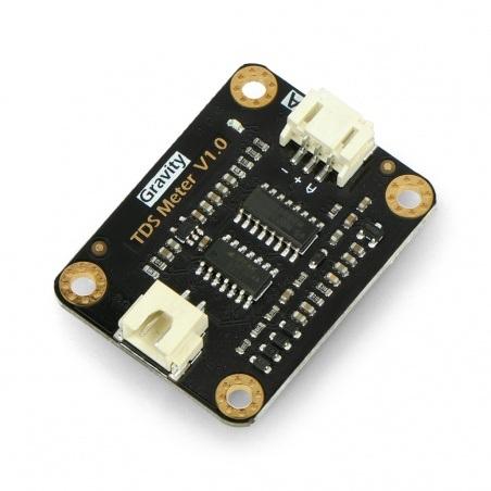 DFRobot Gravity - analogowy czujnik TDS, czystości wody dla Arduino