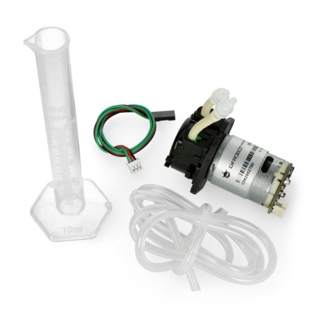 DFRobot Gravity - pompa przewodowa - perystaltyczna
