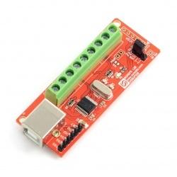 Numato Lab - 8-kanałowy moduł USB - GPIO