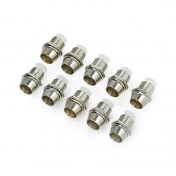 Oprawka LED 5mm - metalowa...