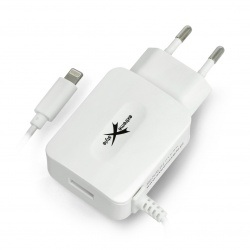 Zasilacz eXtreme NTC31IU USB + Lightning 3,1A