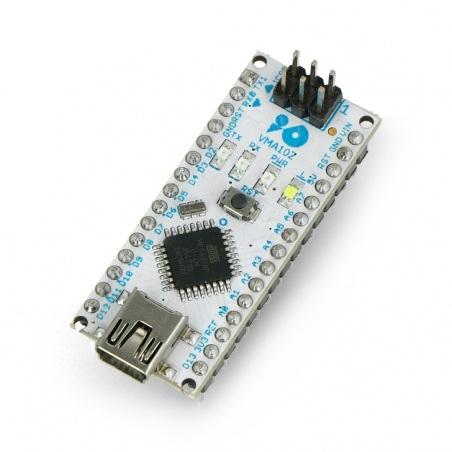 Velleman ATmega328 Nano WPB102 - moduł kompatybilny z Arduino