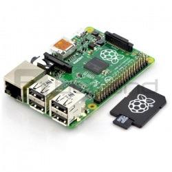 Raspberry Pi Model B+ 512MB...