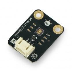 DFRobot Gravity - czujnik światła ultrafioletowego UV - ML8511