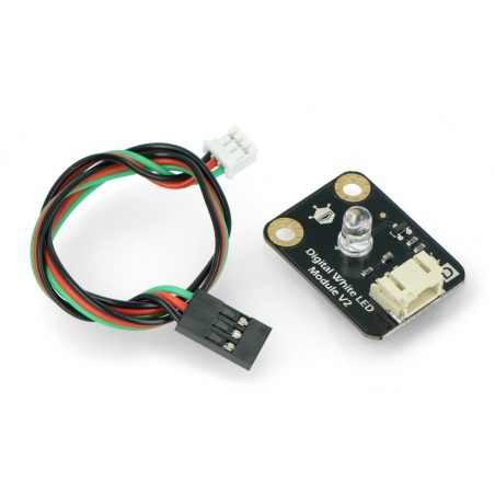 DFRobot Gravity - dioda LED biała