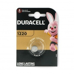 Bateria litowa CR1220 3V Duracell