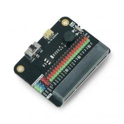 micro:IO Extender - płytka rozszerzeń dla BBC micro:bit - DFRobot MBT0008