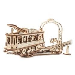Linia tramwajowa - model...