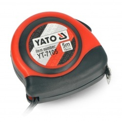 Miara zwijana Yato YT-7105 - 5m