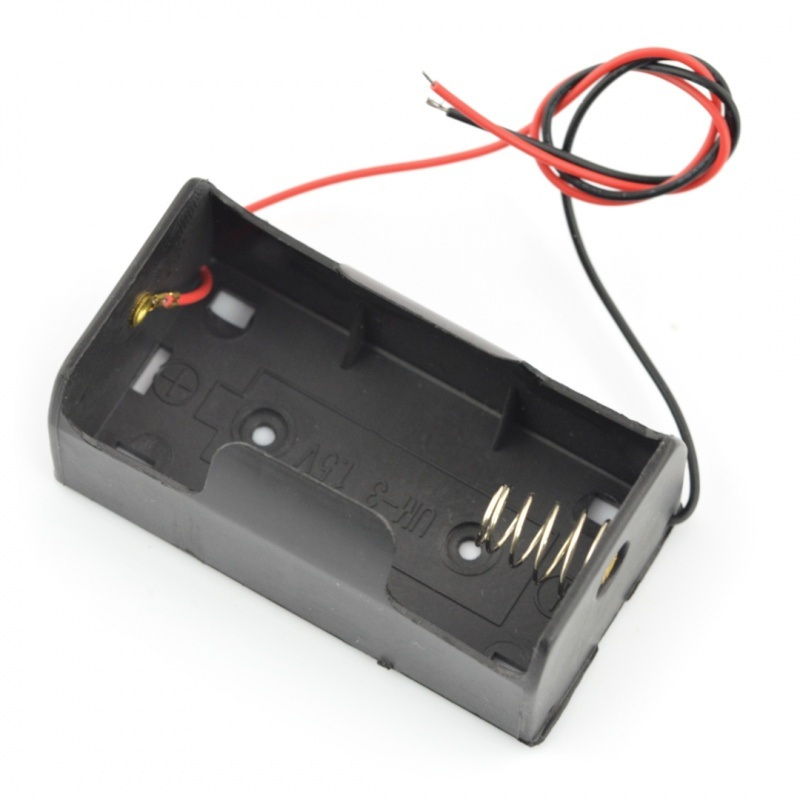 Koszyk na 1 baterię typu D (R20)