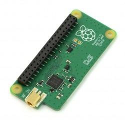 Rozszerzenia GPIO i nakładki HAT do Raspberry Pi Zero