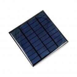 Polikrystaliczne panele słoneczne