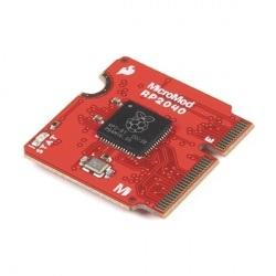 Płytki z mikrokontrolerem RP2040