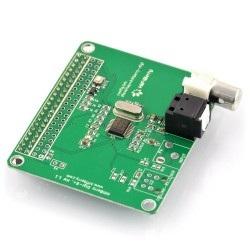 Raspberry Pi - karty dźwiękowe i HiFiBerry