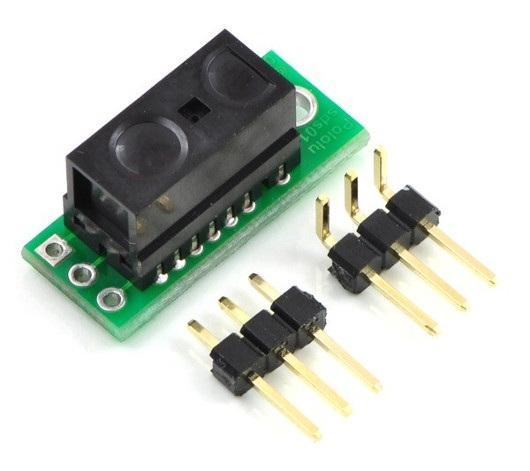 podstawka PCB do czujnika odległości