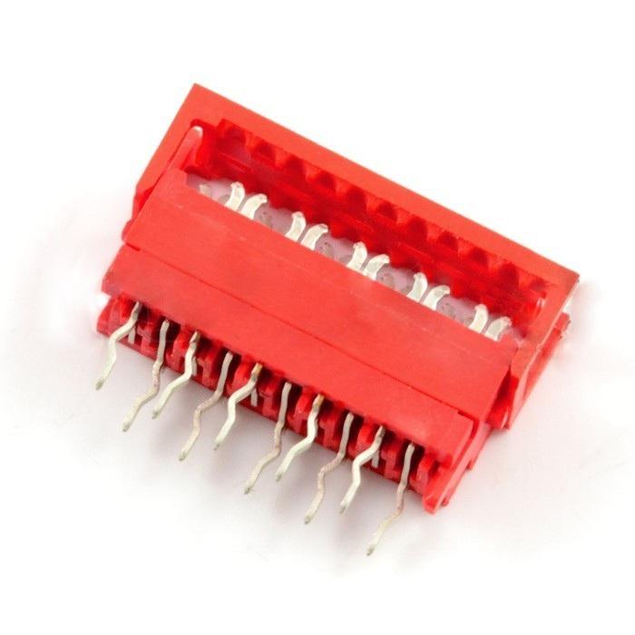 Złącze micro - Match - 10 pin