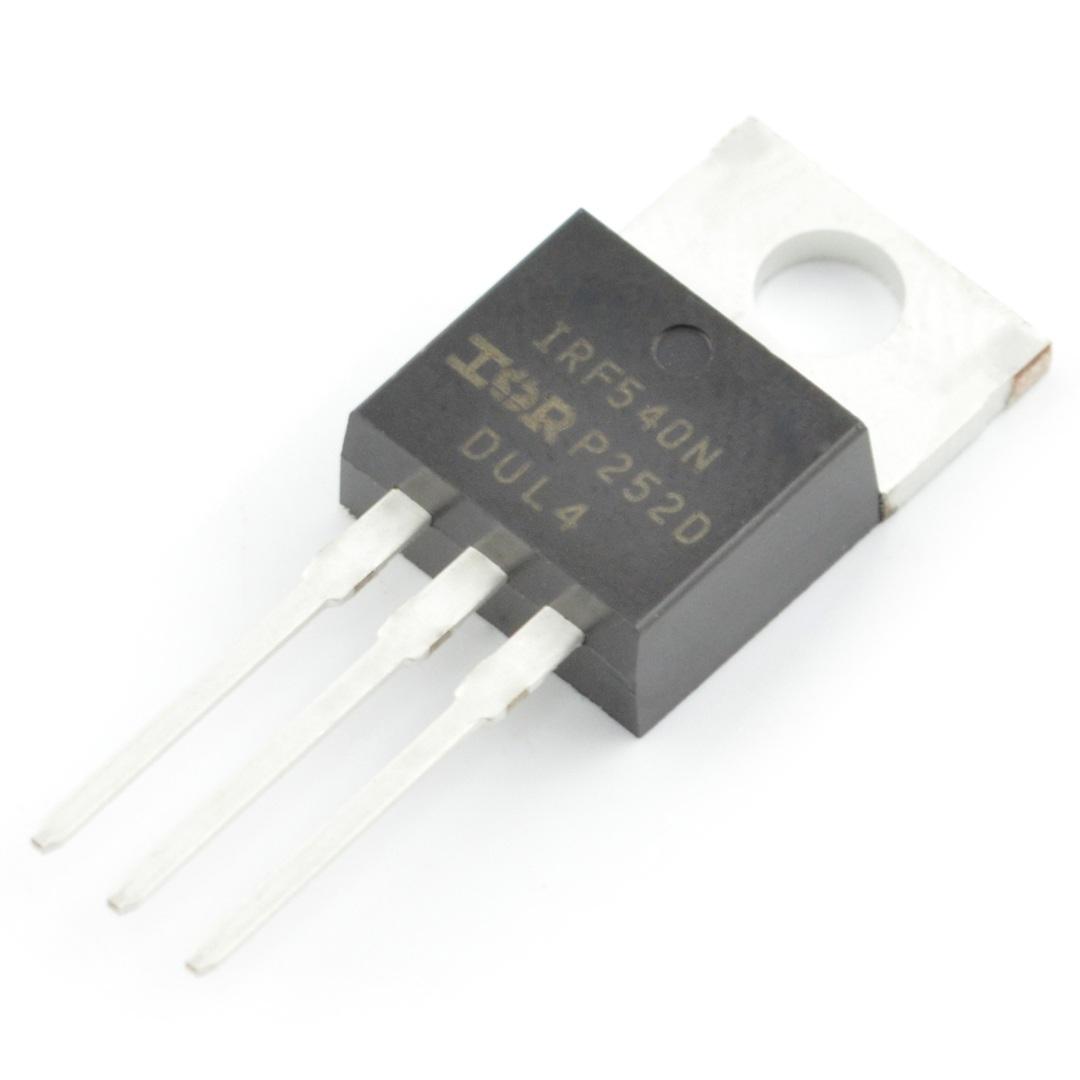 Tranzystor IRF540N