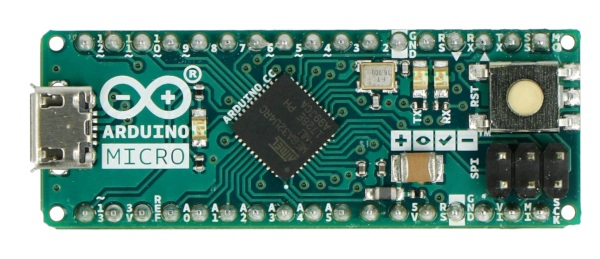Moduł Arduino micro - platforma Atmega32u4