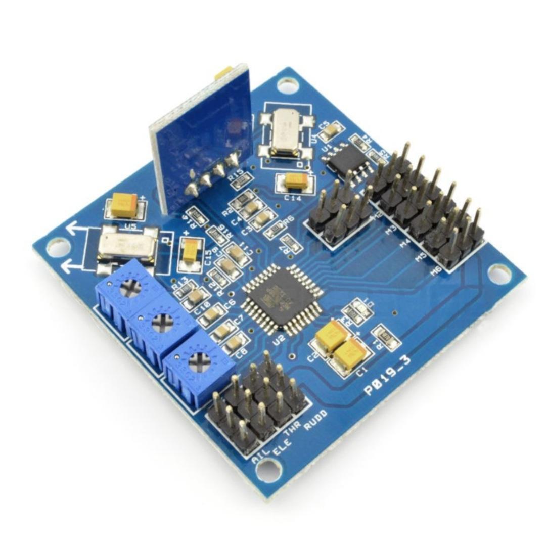 Kontroler lotu HobbyKing Multi-Rotor Control Board V 3.0