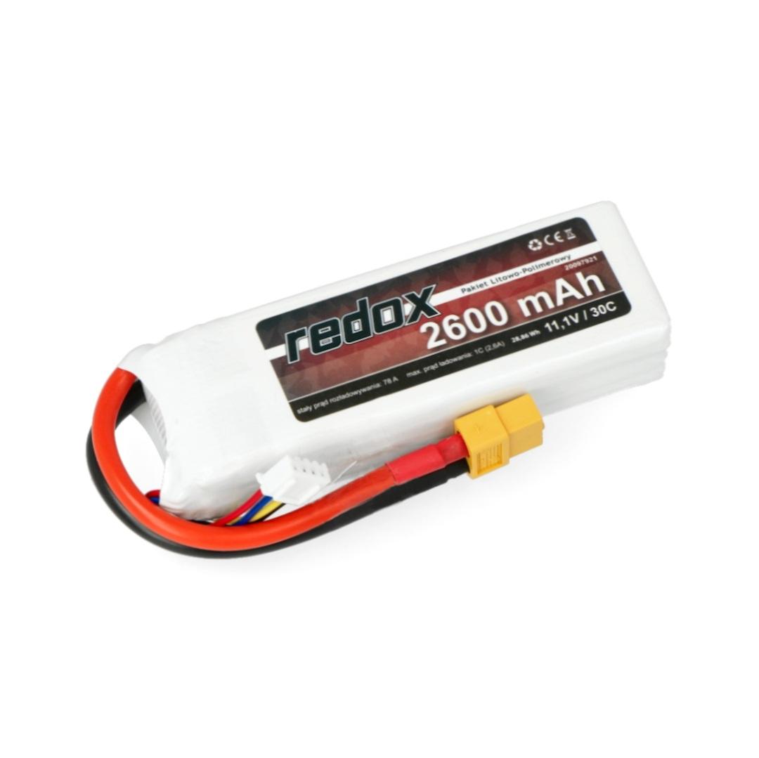 Pakiet Li-Pol Redox