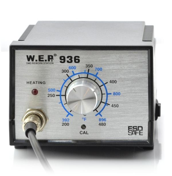 Stacja lutownicza WEP 936 NewDesign - 45W