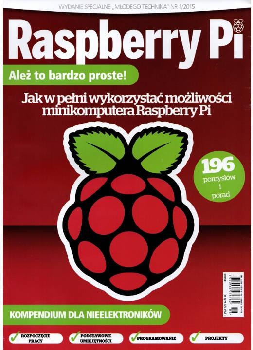 Raspberry Pi wydanie 2015