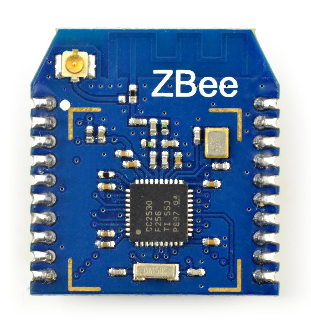 Core2530 - moduł radiowy z protokołem ZigBee