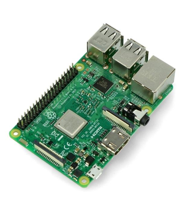 Raspberry Pi 3 model B - już dostępne