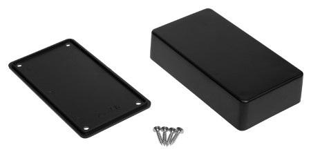 Obudowa plastikowa Kradex Z76 - 109x59x28mm czarna