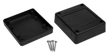 Obudowa plastikowa Kradex Z79 - 90x80x38mm czarna