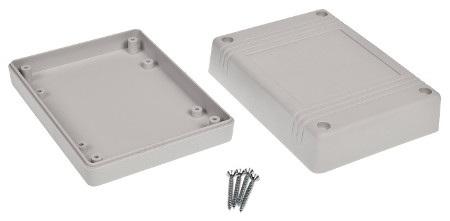 Obudowa plastikowa Kradex Z80J IP54 - 120x90x38mm jasna