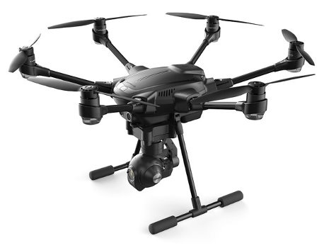 Dron hexacopter Yuneec Typhoon H Advanced FPV