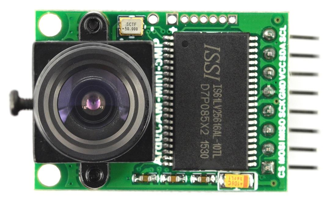 Kamera ArduCam 5MPx do Arduino