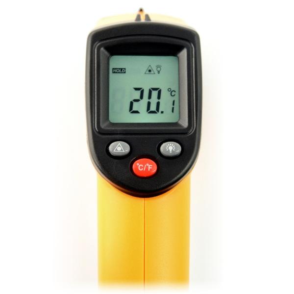 Miernik temperatury Pirometr Benetech GM320