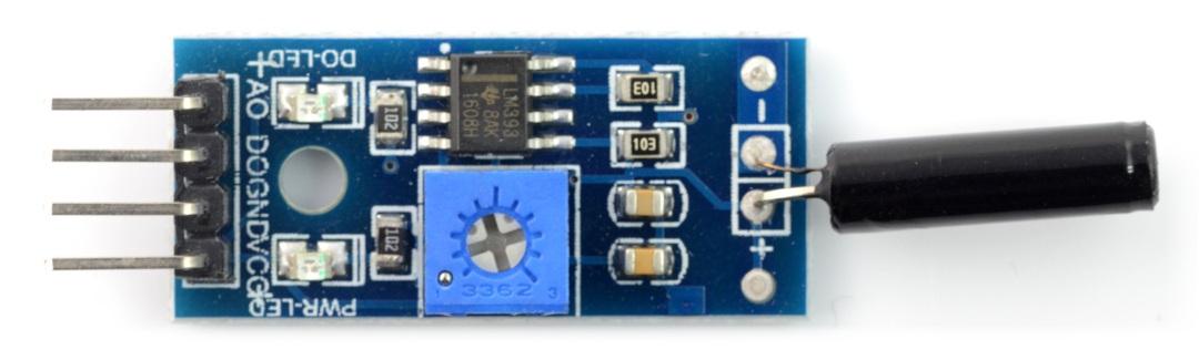 Czujnik wibracji SWI1801P