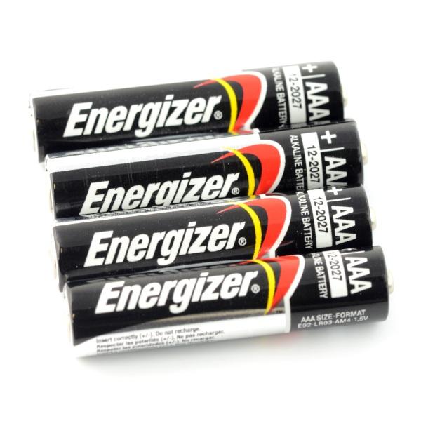 Bateria AA (R6 LR06) alkaliczna Energizer Alkaine Power - 4szt.