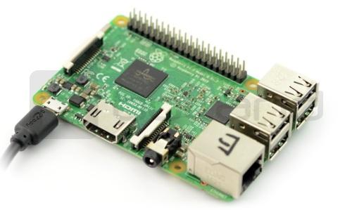 Zasilacz do Raspberry Pi 3