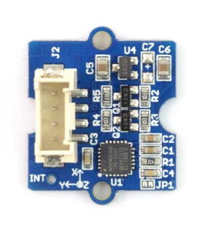 Grove - 3-osiowy cyfrowy żyroskop ITG-3200 v1.3 - I2C