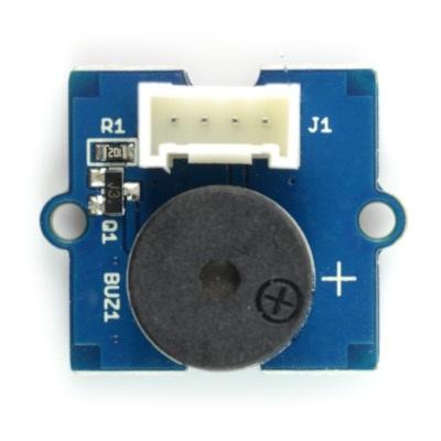 Grove - Buzzer - moduł z buzzerem aktywnym