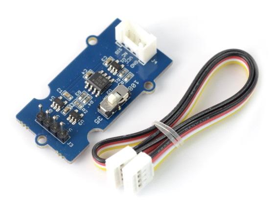 Grove - Differential Amplifier - wzmacniacz różnicowy