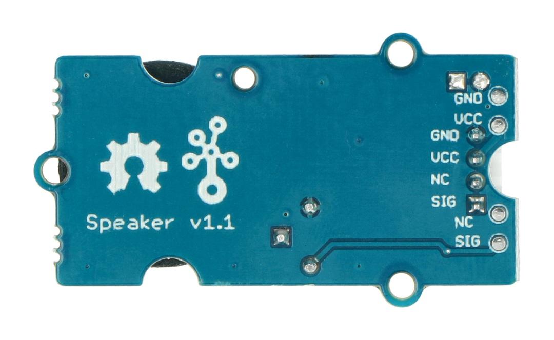 Grove - głośnik z interfejsem cyfrowym