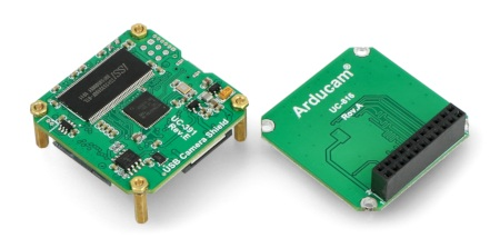 USB Camera Shield ArduCAM
