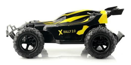 samochód zdalnie sterowany x-rally 2.0
