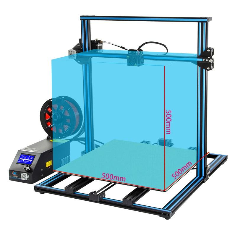 Creality CR-10S5 drukarka 3D z wyświetlaczem